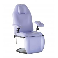 Fauteuil 512 77 T avec jambière et avec option protection d'assise