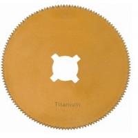 Lames rondes Titanium