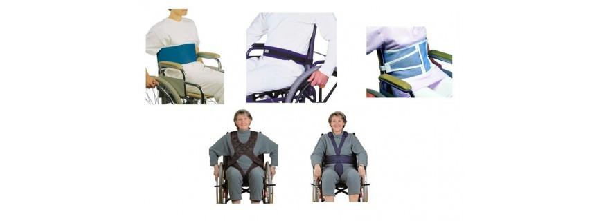 Maintien au fauteuil